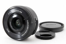 SONY E-mount 3.5-5.6/PZ 16-50 OSS from japan [Exc+++]