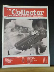 Collector, The American Flyer Collector's Club Vol 18 #4 1995 Winter A magazine