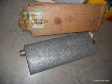 NOS MoPar 1965 1966 Plymouth Fury MUFFLER  with 6 cyl engines  pn 2534430