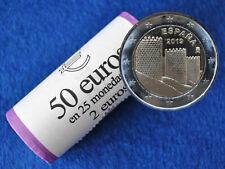 2 Euro Gedenkmünze Spanien 2019 Avila