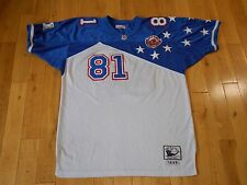 Vintage Mitchell & Ness CRIS CARTER 1996 PRO BOWL Authentic NFL Team JERSEY 54