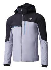 Descente Xander Ski Jacket - Men's - Arctic Storm/Black/Blue (9593) - Medium