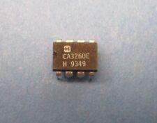 CA3260  Dual OpAmp  4MHz  DIP8  HARRIS