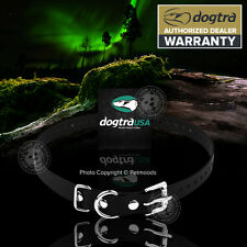 """Dogtra Genuine 3/4"""" x 24"""" Replacement Dog Collar Strap Black for Dogtra YS300"""