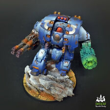 Leviathan Dreadnought ultramarines forgeworld ** COMMISSION ** painting