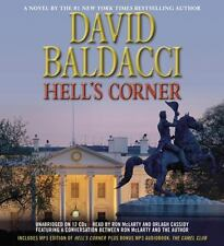 Hell's Corner by David Baldacci (2011, CD, Unabridged)