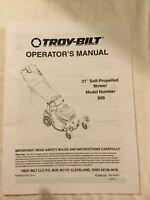 Delta Multiplex 40-B Radial Saw Maintenance /& Parts List Manual #1970