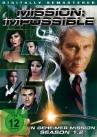 MISSION IMPOSSIBLE-IN GEHEIMER MISSION VOL. 1.2 +++  3 DVD NEU