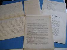 12 TRACTS PAMPHLETS CARTE ELECTIONS CHINON 1846 DESVARANNES CREMIEUX TOURAINE