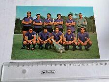FIORENTINA ACF, 1972, TEAM POSTCARD
