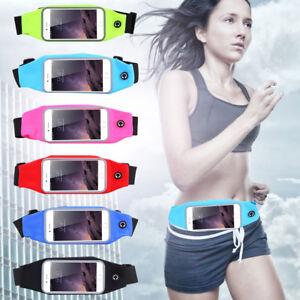 """Cover Waist Pack Waist Belt Sports Running Gym Mobile Vodafone 5.5 """""""