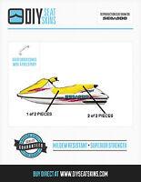 SEA DOO YELLOW SEAT COVER GTS GTI GT GTX  1990 91 92 93 94 95 96 97 98 99 2000