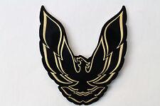 85-92 Firebird/Trans Am Rear Filler Panel Bird Emblem Gold New Reproduction