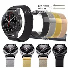 Milanese Loop Wrist Watch Strap Band For Samsung Galaxy Watch Gear S3 S2 Classic