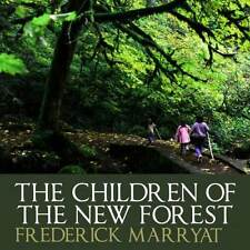 The Children of The New Forest - Frederick Marryat - Audiobook on mp3 CD