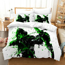 Green Arrow 3PCS Bedding Set Of Duvet Cover Pillowcases Comforter Cover Set