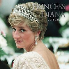 Princess Diana Wall Calendar