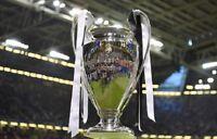 2017 Champs League DVD match Barcelona 6:1 PSG - Messi, Suarez, Neymar