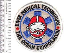 SCUBA Hard Hat Diving Florida The Ocean Corporation Diver Medical Tech Tampa, FL