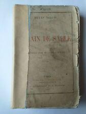 LE GRAIN DE SABLE 1861 JULES NORIAC