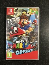 Super Mario Odyssey (Nintendo Switch) ! GREAT CONDITION !