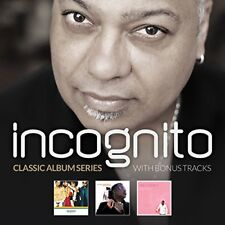 Incognito - Who Needs LoveAdventures In Black SunshineEleven [CD]