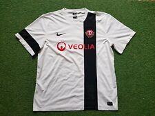 Dynamo Dresden Trikot XXL Nike 2013 2014 Football Shirt jersey Veolia