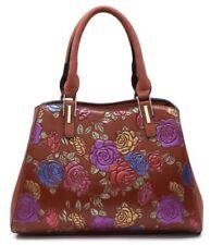 Bolsos de mujer pequeños sintético color principal marrón