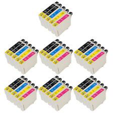 35x Ink Cartridges For Epson Stylus SX218 SX110 SX115 SX215 SX410 SX415 SX515W