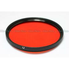 58mm Orange Color Sunset filter Lens For Canon 1100D 650D 600D 550D 450D 18-55mm