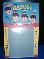 ED THE BEATLES MAGIC SLATE GAME ENGLAND NOVELTY TOY MERIT Display