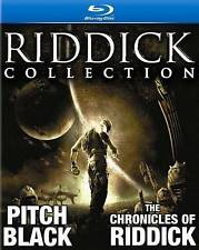 Riddick Collection (Pitch Black / Chronicles of Riddick) [Blu-ray] New Free Ship