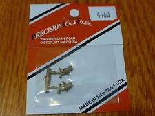 Precision Scale O #4460 Marker Lamps, Modern w/Bracket, PRR J, R&L