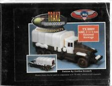 Trakz GMC 2 1/2 Ton Truck, Resin External Stowage Only in 1/35 0009, No Canvas