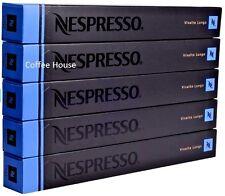 50 New original Nespresso Vivalto Lungo flavour coffee Capsules Pods UK