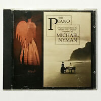 Michael Nyman - The Piano - 1993 Near Mint CD Venture CDVEX 919/7243 8 39549 2 6