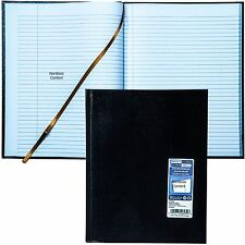 "Blueline A10.81 Executive Journal Notebook, 10-3/4 x 8-1/2"", 150 Pages"