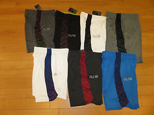 NWT Mens Nike Elite Dri-Fit Basket Ball Shorts (Retail $50.00)