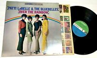Over the Rainbow by Patti LaBelle & The Bluebelles LP Stereo R&B soul 1966 Nm-