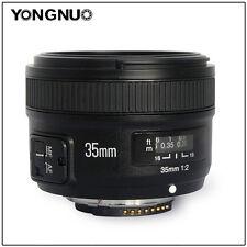 YONGNUO Wide-angle AF Focus lens YN35MM F2  For Nikon D7100 D7200 D7000 D80 D90