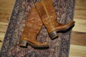 Vintage 1970's Frye Campus Boots   7 D