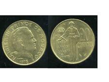 MONACO 20  centimes 1975  ( bis )