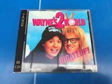 Phillips CD-i ~ Wayne's World 2 ~ 2 Discs - DVD RIVG The Cheap Fast Free