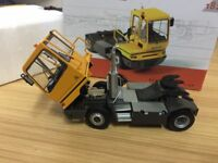 Rare!! Terberg Special Vehicles YT 182 Scale Model 1/50 DieCast Model Truck