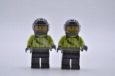 Lego 2 x personaje minifigura monstruo Truck conductor Driver cty475 de set 60055