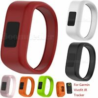 Silicone Band Strap Sport Wristband for Garmin Vivofit JR Tracker Replacement VS