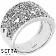 Hand Diamond Ring 14k Fine Gold Right