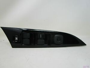 2004-2009 MAZDA 3 GRAY DRIVER SIDE MASTER CONTROL WINDOW SWITCH