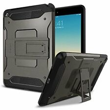 Spigen iPad Mini 4 Case Gunmetal Tough Armor SGP11737