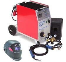 MIG 210 AM Schutzgasschweißgerät 400 V 3-ph. MAG + 1 Automatikhelm Schweißgerät